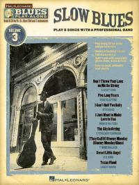 Slow Blues Play Along V3 - Book & CD